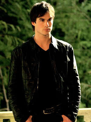 how long has ian somerhalder been in vampire diaries?