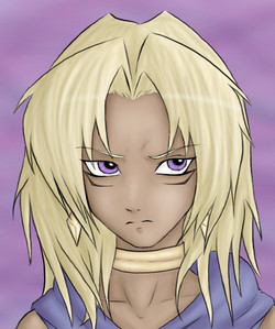 Finish it Marik: What?!No!I wanted to duel the pharaoh not this little________