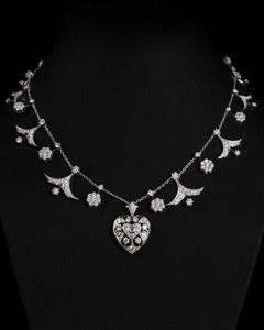 The Erickson Beamon Necklace Is An Accessory Belonging To