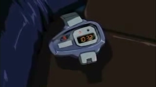 Who is the owner of this watch/a bomb-watch -->in the roller coaster? (Detective Conan Movie 10)