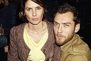 When did he married Sadie Frost ?