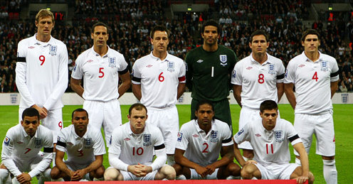 World Cup 2010: Which of the following teams was in our group?