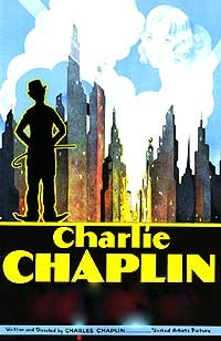 What Charlie Chaplin movie is this poster promoting?