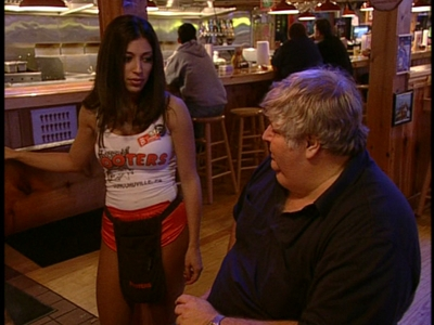 What did Don Vito try to order at Hooters in 'Paint Phil Blue and Other Stories'?