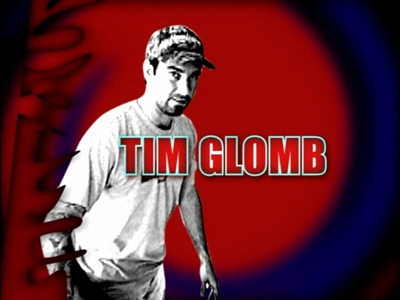In which episode does Tim Glomb make his first appearance?