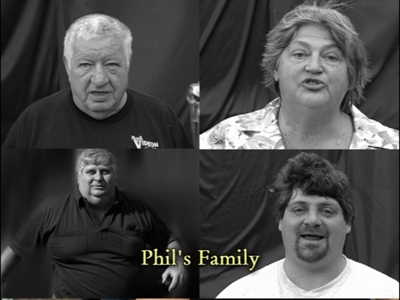 Why is Phil's family so weird?
