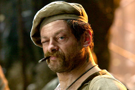 Is It True That Andy Serkis Plays 2 Characters?