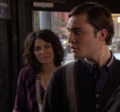Who spilled the beans about Chuck and Blair's plan to 'seduce and destroy' Vanessa?