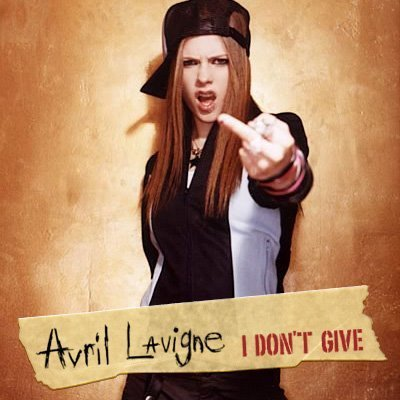 Who is not the follower of Avril Lavigne?