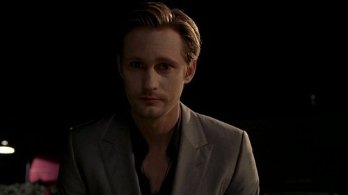 On True Blood, which is NOT one of Eric Northman's talents?