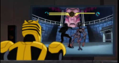 What video game is Bumblebee absolutely addicted to?
