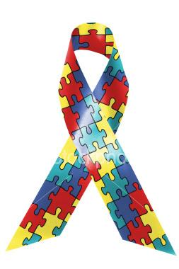The puzzle ribbon symbolizes...