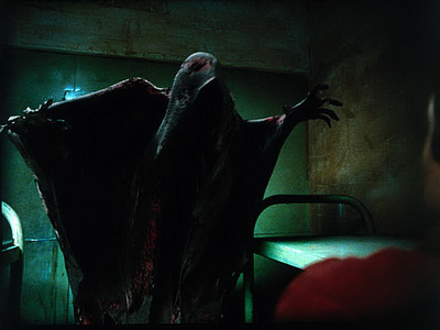 Horror Freeze Frame: What movie is this creature from?