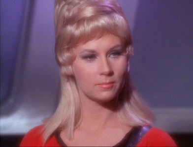 What TOS episode features the last appearance of Yoeman Janice Rand (until the movies)?