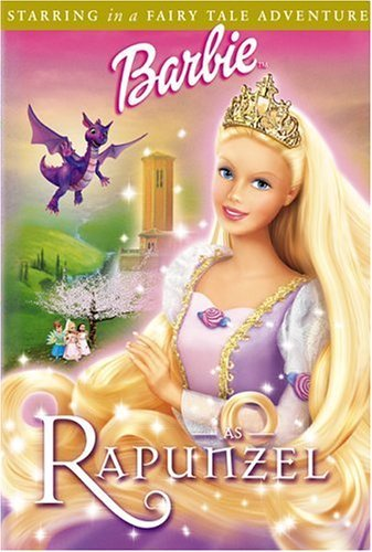 those animais Rapunzel