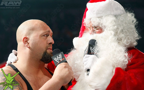 The santa claus in this pic, Is he Jericho or not ??
