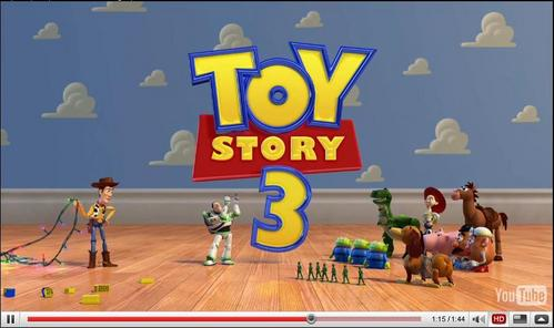 Toy Story 3 Trivia: How many characters are there in the film?