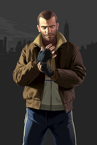 In Grand Theft Auto IV who voiced Niko Bellic?