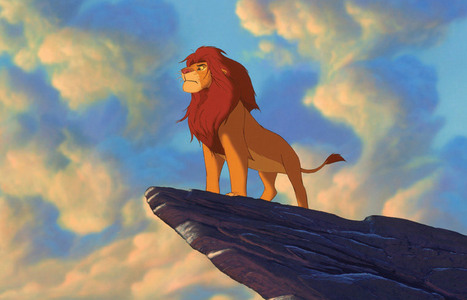 True or False? Matthew Broderick sings all of Simba's songs himself in The Lion King 2.