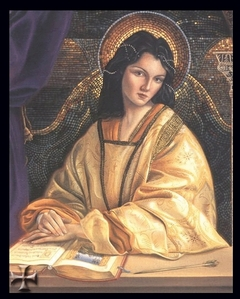 The Greek princess Anna Comnena, the historian, was the eldest child of which Byzantine ruling couple?