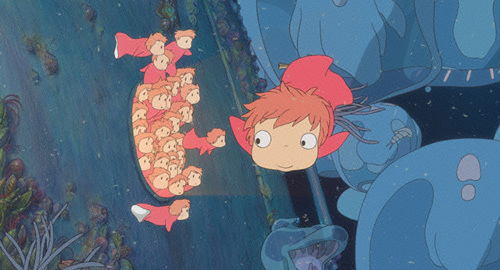 What is Ponyo's birthname?