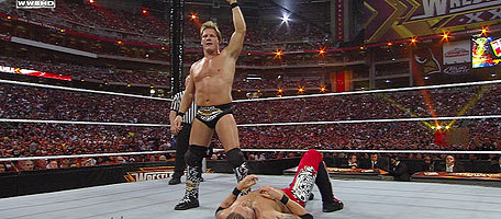 """True or False: """"The Excellence of Execution"""" is one of Chris Jericho's nicknames."""