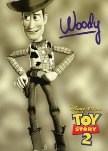 in toy story 3 they are in the día care and woody wants to go inicial why