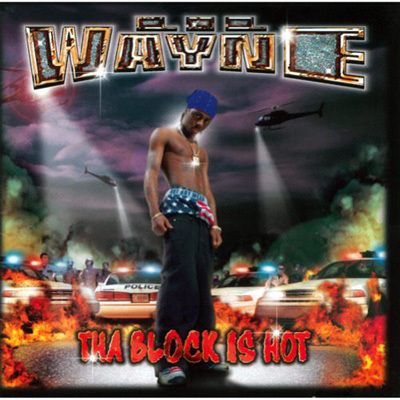 What year did Lil Wayne release his Platinum debut album Tha Block Is Hot?