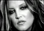 """What time is Lisa Marie in Johnny Cash's video """"God's Gonna Cut Du Down""""?"""