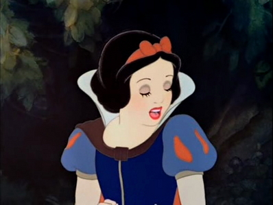 TRUE OR FALSE: Snow White never dances.