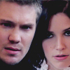 Who does Lucas ask Brooke about during this scene?
