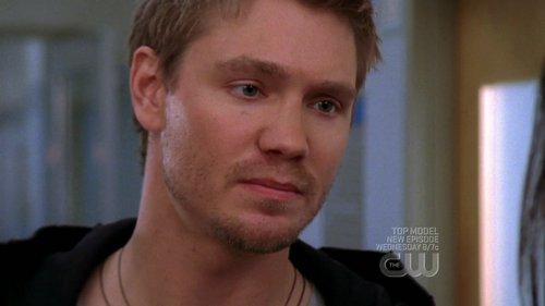 True atau false: Lucas is talking to Brooke.