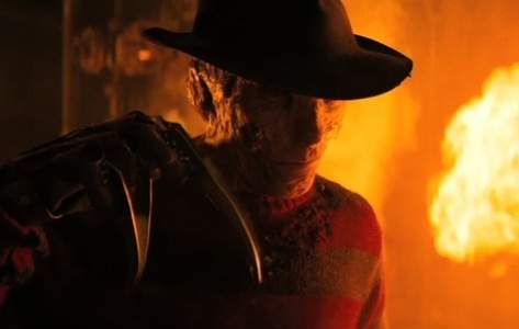 "True 或者 false: Jackie Earle Haley was the first choice to play Freddy in the ""Elm Street"" remake?"