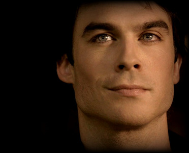 In the books: Damon likes the fact Bonnie isn't very tall because..