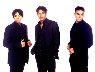 Which member of 3T is the oldest?