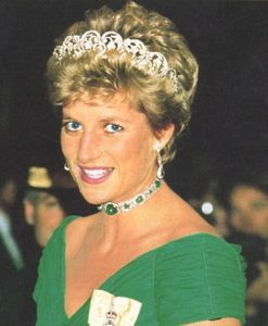 In which country was Princess Diana here?(in the photo)