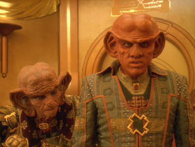 Which fatal illness was Quark once misdiagnosed with?