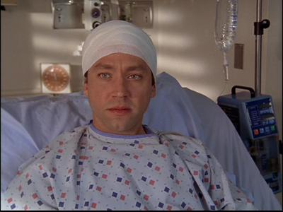 "What was the name of the recurring character that Weston played in ""Scrubs""?"