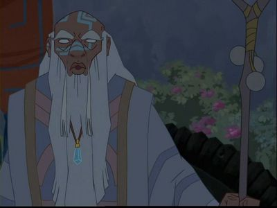 Who is the voice of Kida's father?