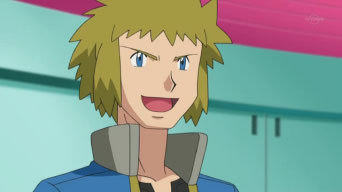 Which one of the Volkner's Pokemon that was defeated by Ash's Pikachu?