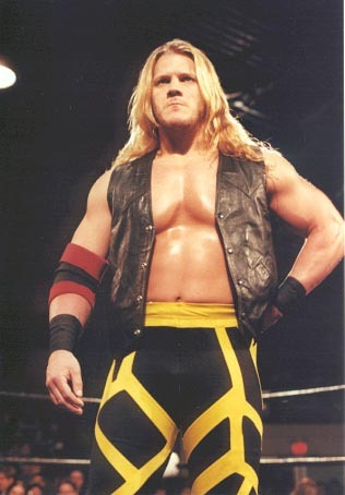 Who was Chris Jericho trained by?