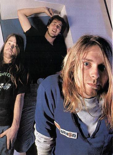 """The music video for """"Lithium"""" was the second Nirvana video directed by ..."""