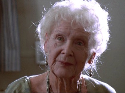 how old will be gloria stuart in 2012 as 100st anniversary titanic sank in 1912 ?