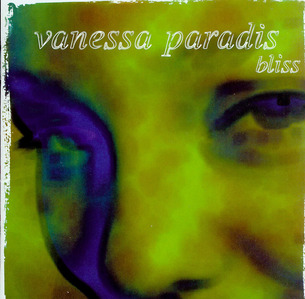 He made the CD cover art for one of Vanesa&#39;a albums: Bliss