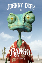 Who's the director of Rango?