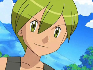 Which one of the Aaron's Pokemon that was battling with James's Carnivine?