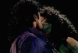 how is this mj kissing