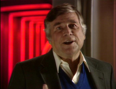 Gene Roddenberry can be heard speaking in what episode?