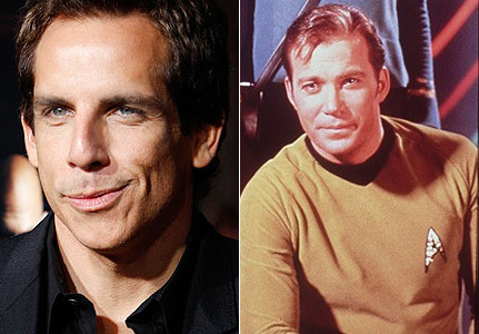 Ben Stiller is known for being a huge Star Trek fan. His production company 'Red Hour Films', is a homage to which classic episode?