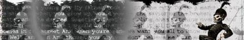 True oder false; I made this My Chemical Romance banner on my MySpace.